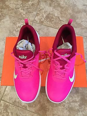 NEW in box Nike Women's golf shoes Size 8M