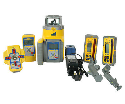 Spectra Precision UL633-24 Self Leveling Laser Level Package