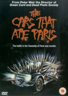 The Cars That Ate Paris [DVD] - DVD  55VG The Cheap Fast Free Post