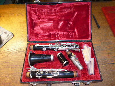 Evette Clarinet Model By Buffet Crampon made in Germany