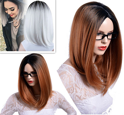Europe United States wig Dyeing gradient wig wigs