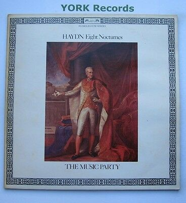 DSLO 521-2 - HAYDN - Eight Nocturnes THE MUSIC PARTY - Ex Con Double LP Record