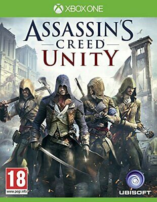 Assassin's Creed Unity (Xbox One) - Game  FOVG The Cheap Fast Free Post