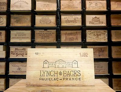 Frontbrett - Lynch Bages Pauillac France 1992