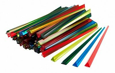 Assorted Contemporary Prism Cocktail Sticks Pack Of 10,25,50,100, 250, 500, 1000