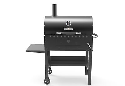 """Blackstone 45"""" Kabob Charcoal Grill with Side Shelves"""