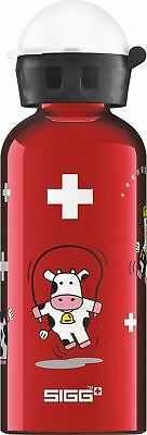 Sigg - Funny Cows - 0.4L - Kids Water Bottle