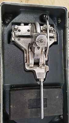 BELL SYSTEM, 710 CUTTER PRESSER by COMMUNICATIONS TECHNOLOGY with CASE / EXTRAS!