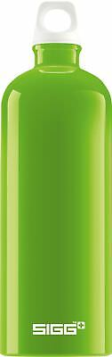 Sigg - Fabulous Green - 1L- Aluminum Water Bottle