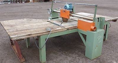 Midwest Automation 4030 with 4630 Over Table Countertop Saw Station