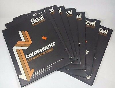 Seal Colormount Tissue ~ 8 X 10 ~ 200 Sheets