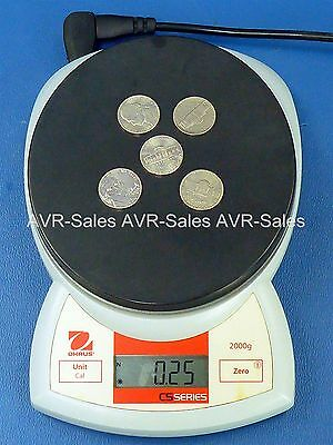Ohaus CS 2000 Series Portable Digital Scale | Capacity 2000g x 1g | Tested!