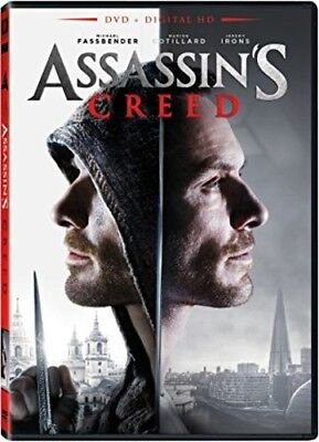 Assassin's Creed [New DVD] Ac-3/Dolby Digital, Digitally Mastered In Hd, Dolby