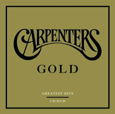 Carpenters - Gold: Greatest Hits (CD + DVD) - Carpenters CD VAVG The Cheap Fast