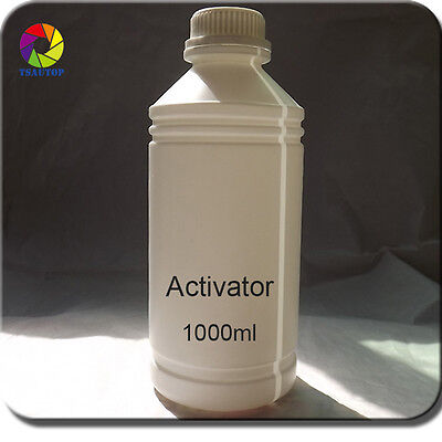 HYDRO VATOR ACTIVATOR HYDROGRAPHIC WATER TRANSFER PRINTING 1000ml ACTIVATOR A