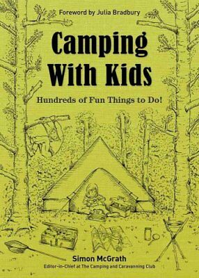 Camping with Kids by Simon McGrath (Paperback, 2017)