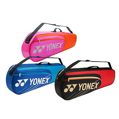 Yonex Badminton Bag - 4723EX - 3 Pack Tennis / 6 Pack Badminton Racket Bag