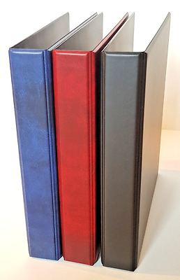 4 Ring Binder for Hagner Prinz pages