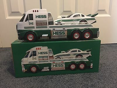 2016 Hess Toy Truck & Dragster Brand New in Box  **SOLD OUT**