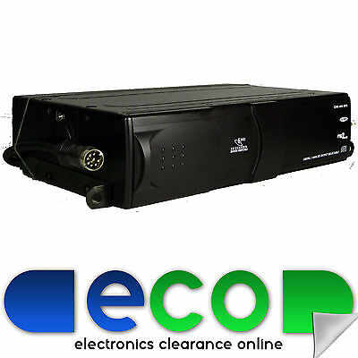 Rover Mg Landrover Freelander 6 Disc Car Stereo Cd Changer Chm 604 Mp3 Xqe000970