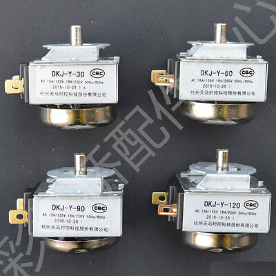 DKJ-Y30/ 60/90/120 Minutes Timer Switch For Electronic Microwave Oven Cooker