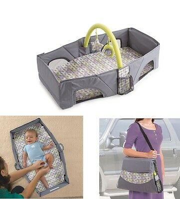 Baby Bassinet New Infant Nursery Crib Cradle Bed Portable Basket Sleeper Newborn
