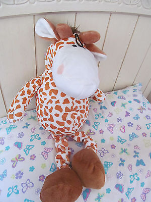 """Party pets wild giraffe 23"""" stuffed animal New with tags"""