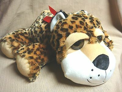 "NWT 20"" Plush & Floppy CHEETAH / LEOPARD Super Soft & Cuddly"