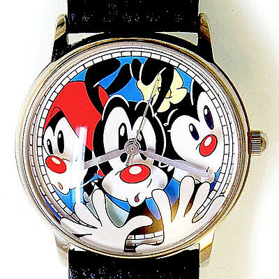 Animaniacs Warner Bros Watch Collection By Fossil, New Unworn Rare HTF Under $79