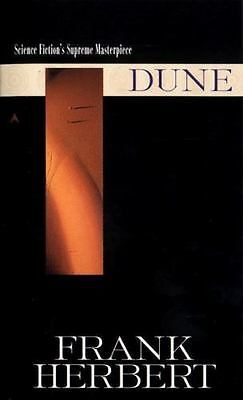 Dune by Frank Herbert Mass Market Paperback Book (English)