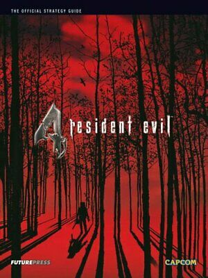 Resident Evil 4: The Official Strategy Guide, Future Press Paperback Book The