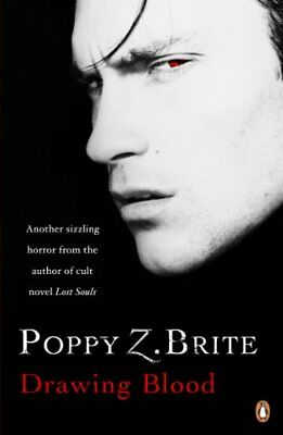 Drawing Blood by Brite, Poppy Z. Paperback Book The Cheap Fast Free Post