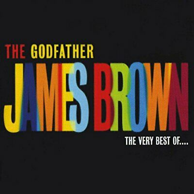 James Brown - The Godfather: The Very Best of James Brown - James Brown CD 99VG
