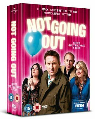 Not Going Out - Series 1-4 Complete [DVD] - DVD  EWVG The Cheap Fast Free Post
