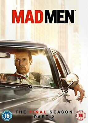 Mad Men - The Final Season - Part 2 [DVD] - DVD  RSVG The Cheap Fast Free Post