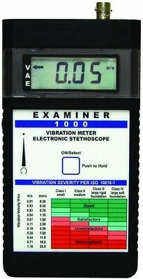 Monarch Instrument Monarch Examiner 1000 Replacement Vibration Meter with