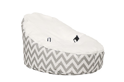 Brand New High Quality Baby Toddler Bean Bag Kid Portable Seat Two seat covers