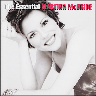 MARTINA McBRIDE (2 CD) THE ESSENTIAL ~ GREATEST HITS/BEST OF ~ALAN JACKSON *NEW*