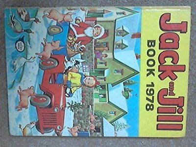 Jack and Jill Book 1977 Book The Cheap Fast Free Post