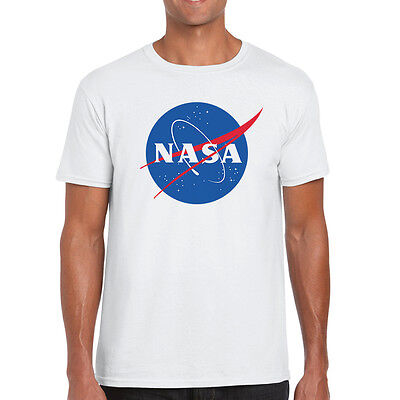E1SYNDICATE DAMEN WOMAN T-SHIRT VINTAGE NASA GEEK HIPSTER NERD SPACE 903wo