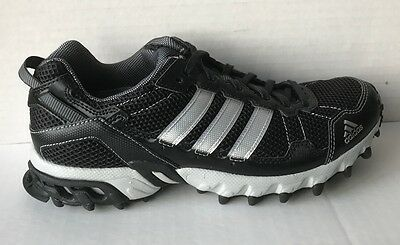 Adidas Performance Men's Thrasher Trail Running Shoe Black/Silver, Men's Size 7