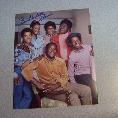 BernNadette Stanis (GOOD TIMES ACTRESS) SIGNED 8X10 AUTOGRAPH PHOTO