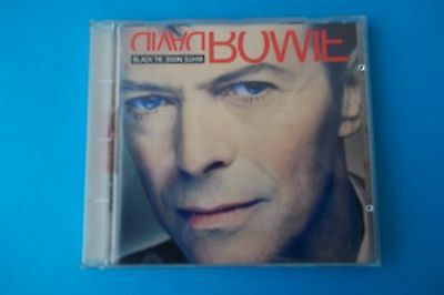 """David Bowie """" Black Tie  White Noise """" Cd Bmg 1993 Nuovo"""