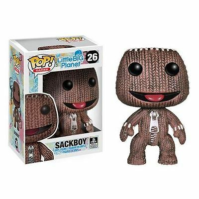 LittleBigPlanet Sack Boy Pop! Vinyl Figure - RETIRED - Funko - FU3763