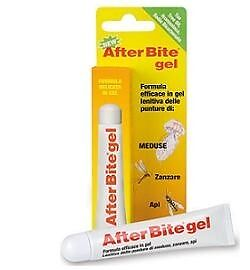 After Bite Gel Lenitivo delle Punture di Insetti 20 ml
