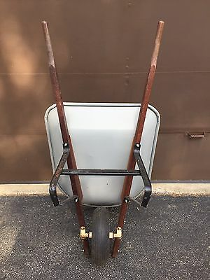 """Vintage Galvanized Admiralty Anchor with Folding Stock 22 1/3 Pounds x 33 1/2"""""""