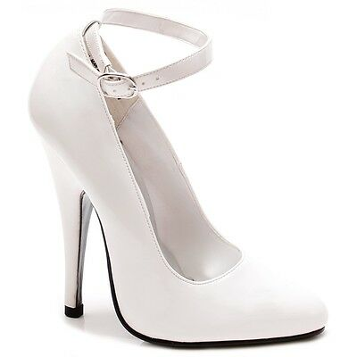 NIB Dyeble White Open Toe 4 inch PLEATED strap heels shoes with crystals L4