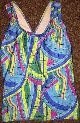 Body Wrappers Dance Top Size Medium