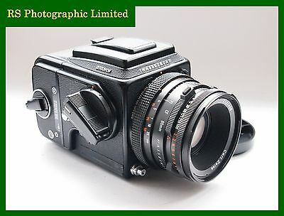 Hasselblad 2003FCW SLR Camera, 80mm F2.8 CF Lens and A12 Back. Stock No. U7362