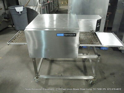 Lincoln Impinger Gas Single Stack Conveyor Pizza Oven, Model 1116